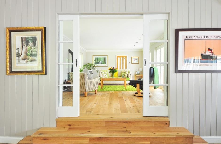 Dřevo v interiéru je stále velmi oblíbené