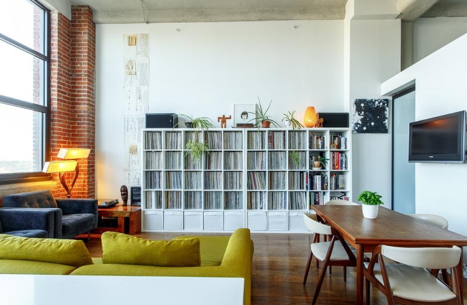 Minimalistický interiér nikdy nic nezkazí
