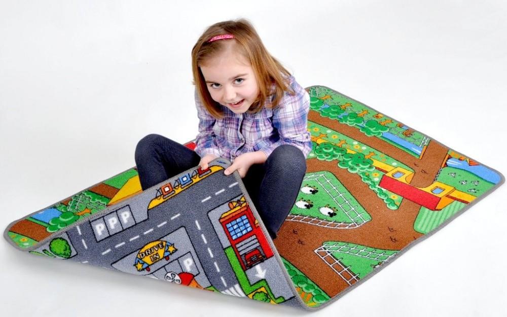 4 tipy pro výběr bytového textilu do dětského pokoje