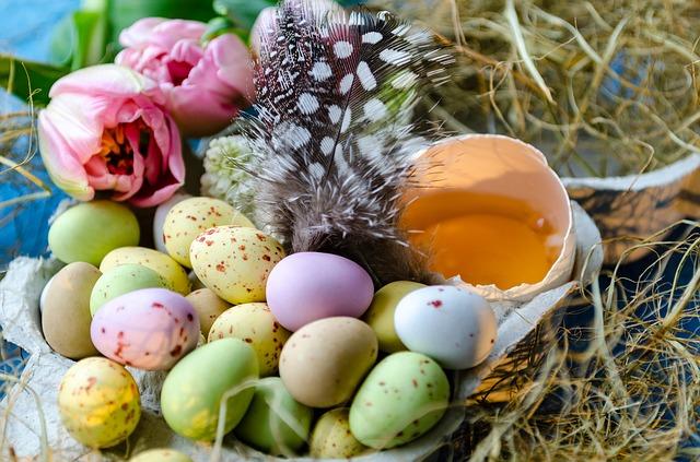 Velikonoce – jejich historie a tradice s nimi spojené
