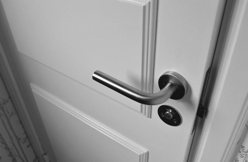 Vyberte správné kliky i kování na dveře