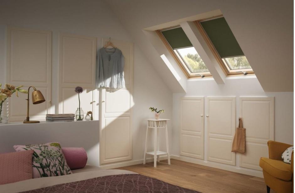 Výhody okenních rolet
