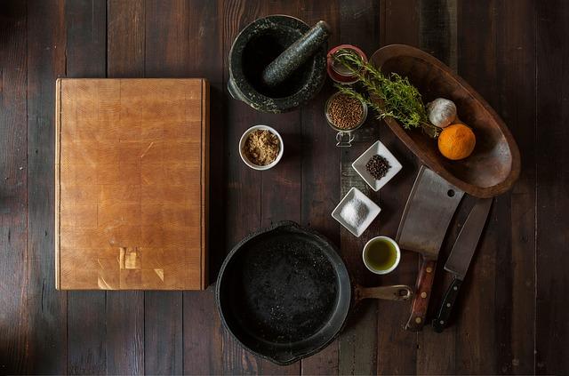 9 věcí, které by vám v nové kuchyni neměly chybět