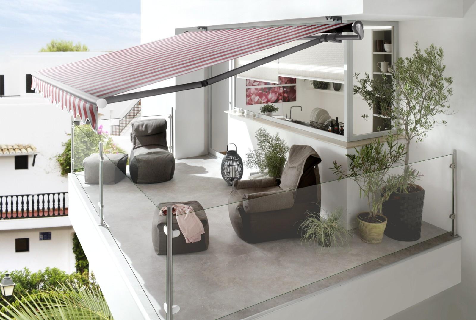 Luxusní výsuvné markýzy se stanou chloubou vaší nemovitosti