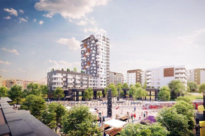 Hledáte bydlení v Praze? Nevynechejte nabídku bytů v rezidenci Kaskády Pankrác