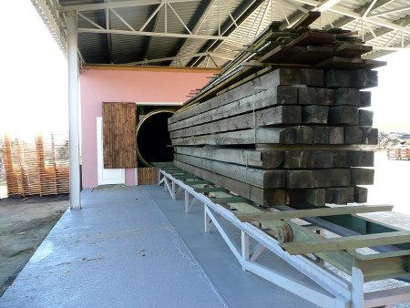 Tlaková impregnace spolehlivě ochrání vaše dřevo a ušetří vám mnoho práce