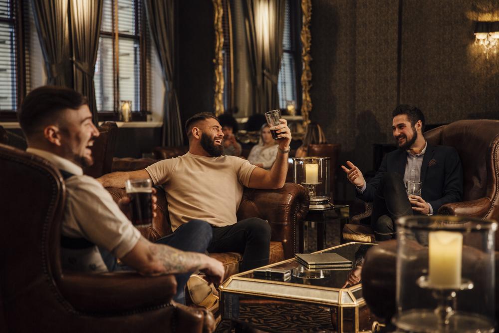 Jak si udělat doma perfektní pánský salónek