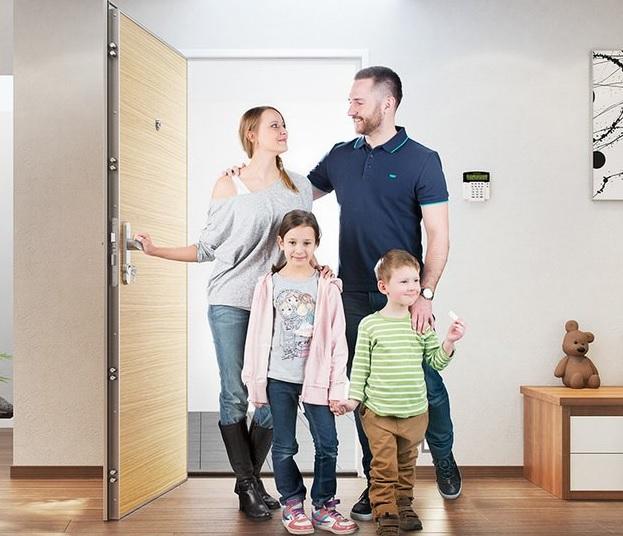 Milujete svůj domov? Pořiďte si bezpečnostní dveře!