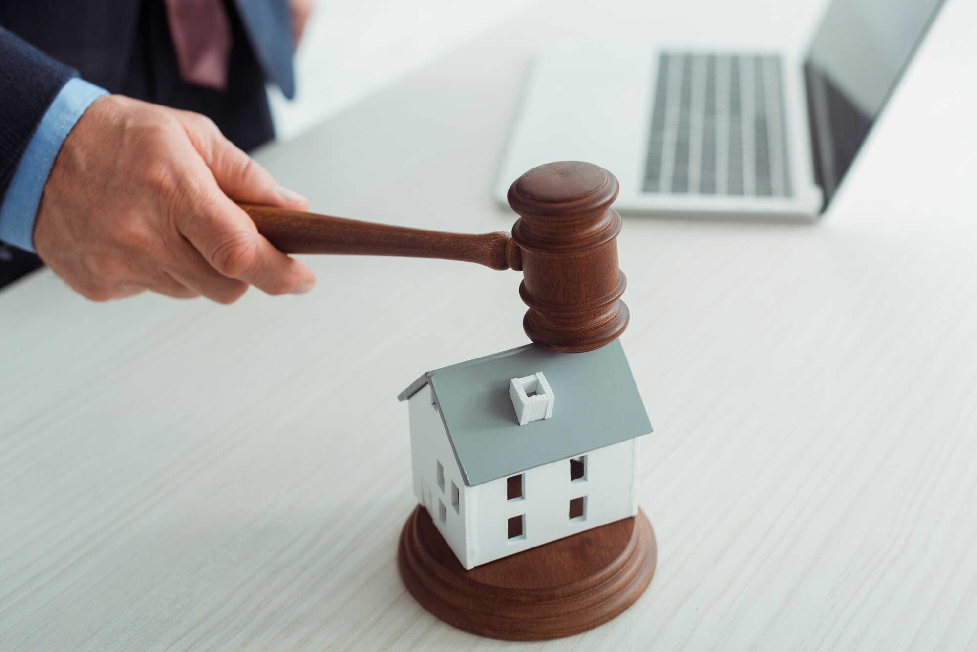 Navyšte prodejní cenu nemovitosti pomocí aukce