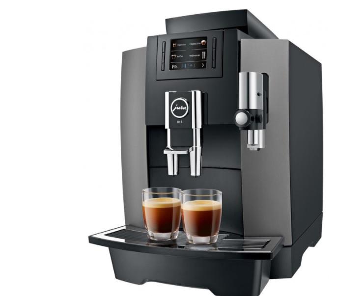 Kávovar JURA je perfektní do firmy i domácnosti