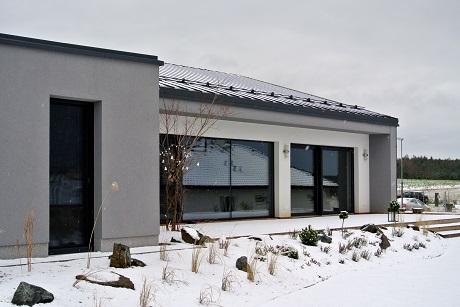 Projekty moderních bungalovů vás mile překvapí!