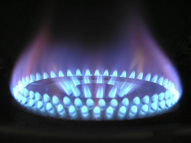 Cena plynu 2021