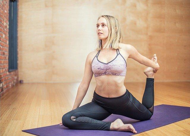 Cvičit můžete i v pohodlí domova