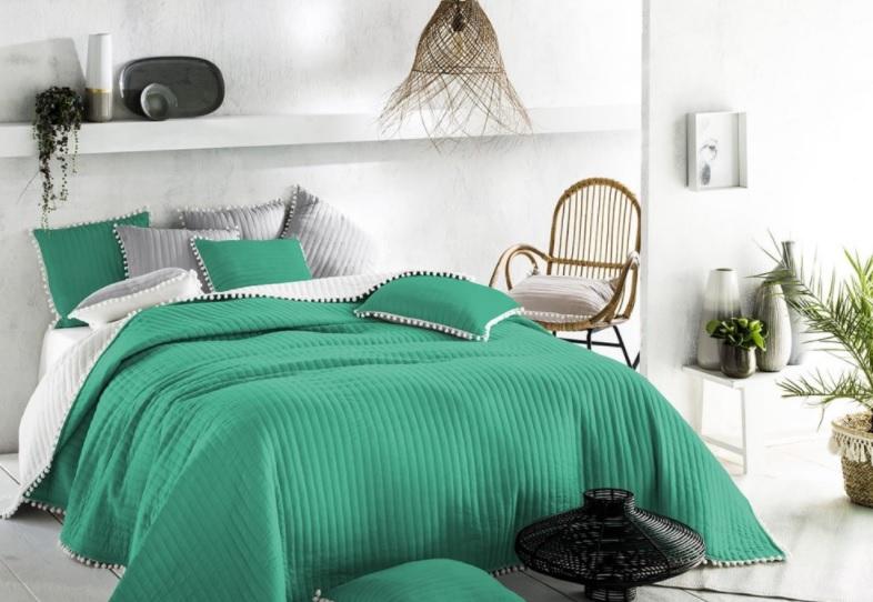 Jaké jsou znaky kvalitního přehozu na postel? Máme pro vás 3 tipy jak ho rozeznat.