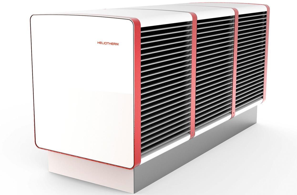 Průmyslové tepelné čerpadlo s vysokým výkonem a nízkými  provozními náklady? Tady je!