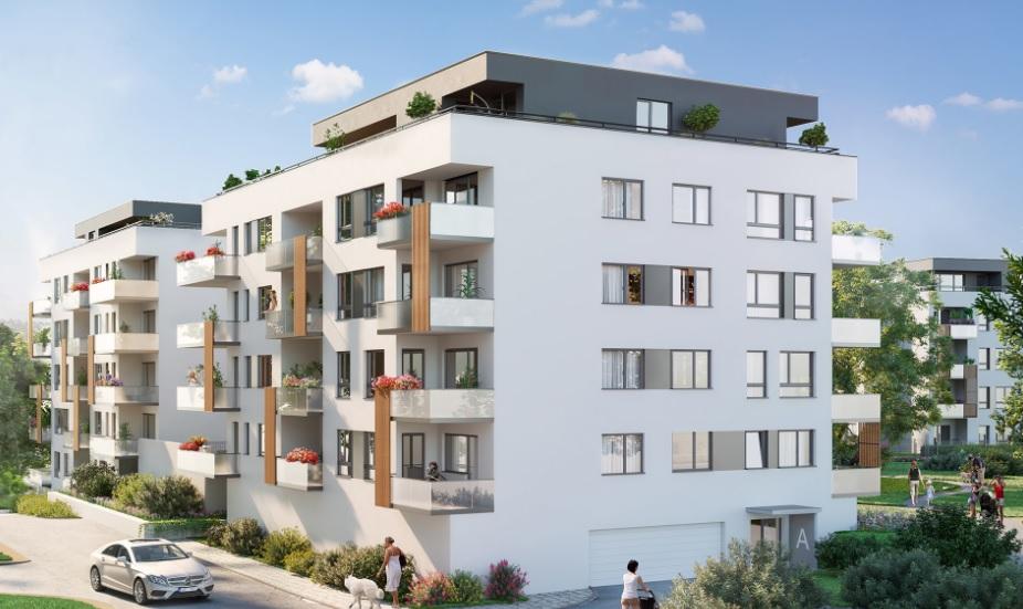 Nové byty Malešice na Praze 10 zaujmou atraktivní lokalitou a skvělou dopravní vybaveností