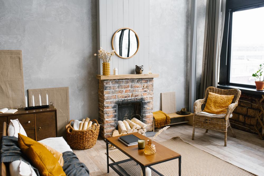 Oživte svůj domov proutěnými bytovými doplňky - proutěné komody, koše a košíky