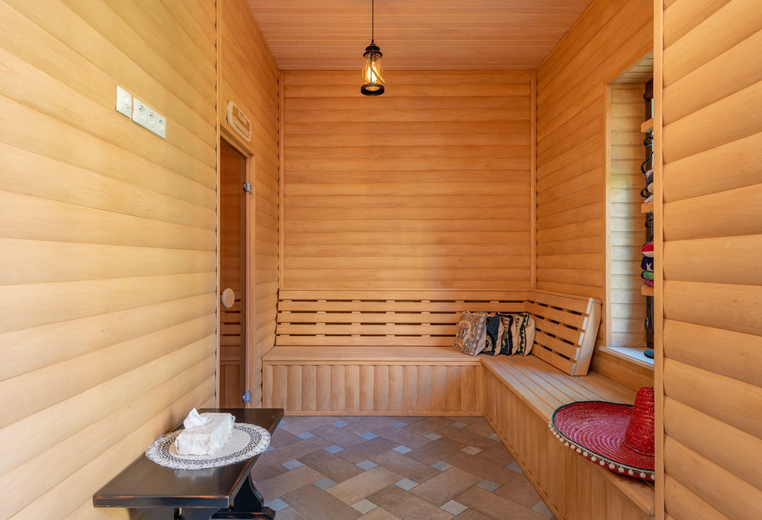 Finská sauna a jaké má dnes člověk možnosti realizace