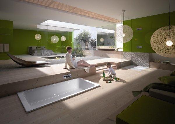 Koupelna Kaldewei Green Design