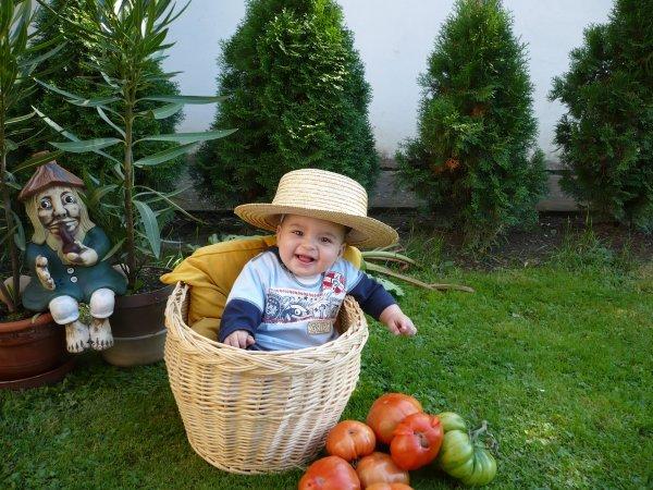 malý zahradníček