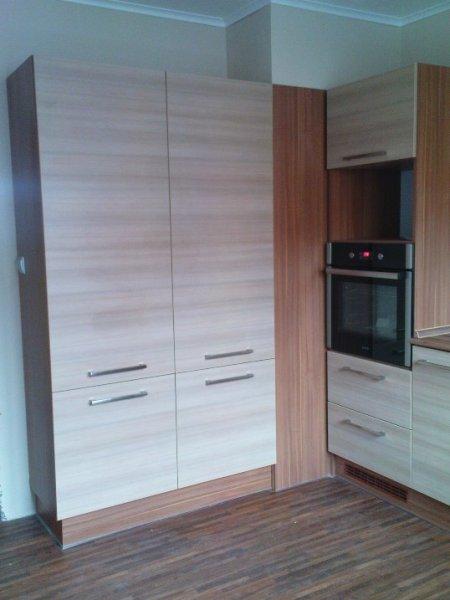 naše nová kuchyň