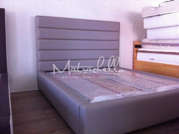 Čalouněná postel QUADRO L