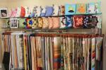 děkorační látky - bytový textil