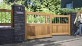 Hliníková brána