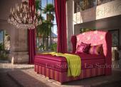 Luxusná posteľ Fleur