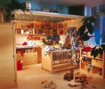 Pokojík pro děti - inspirace - nábytek