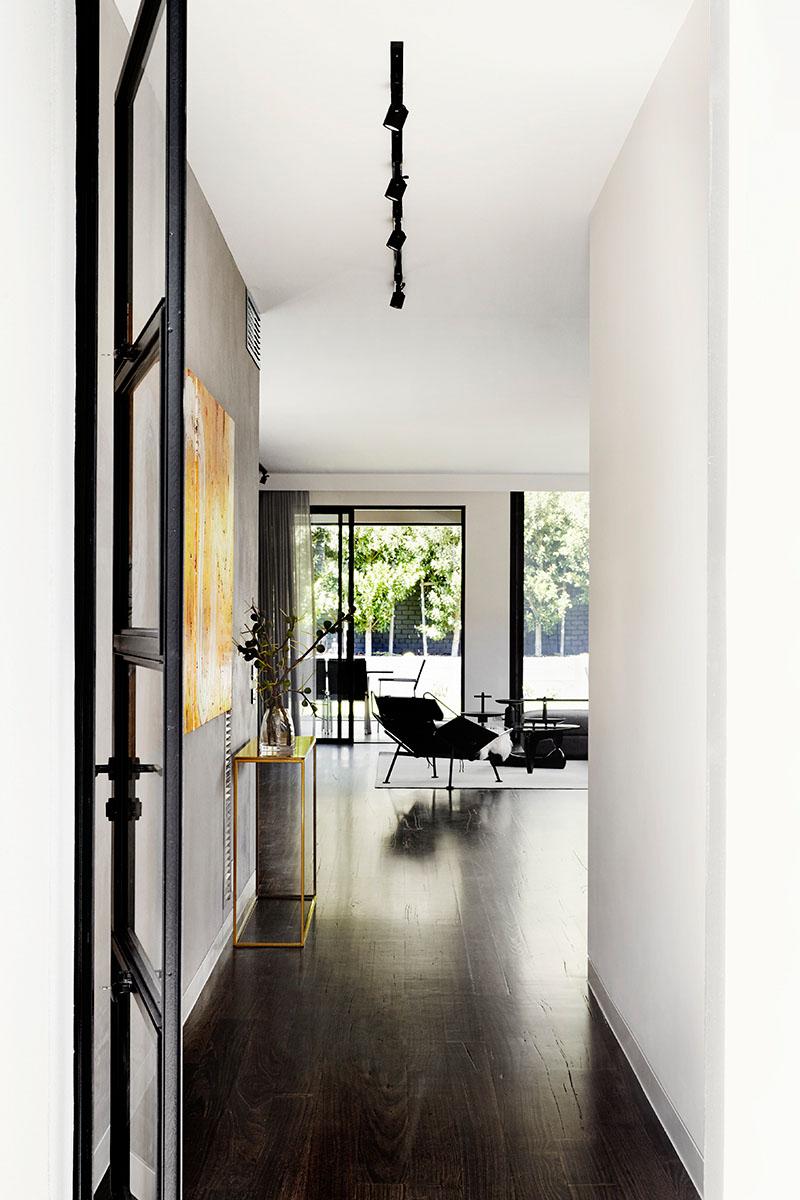 luxusní domov v Melbourne