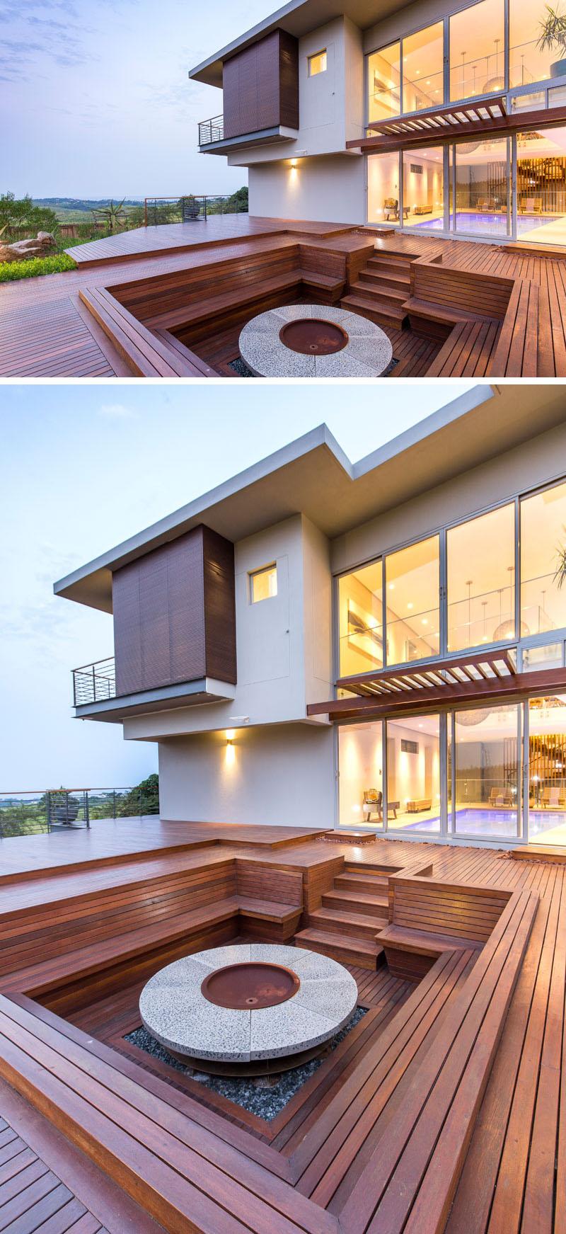 luxusní dům z jižní afirky