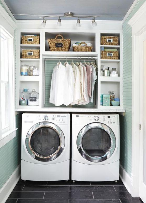 proměna prádelny