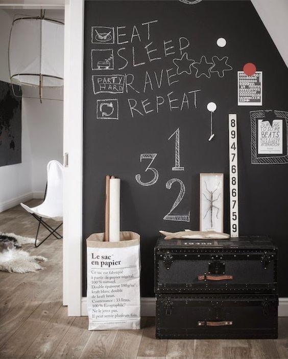 pokojík pro teenagery
