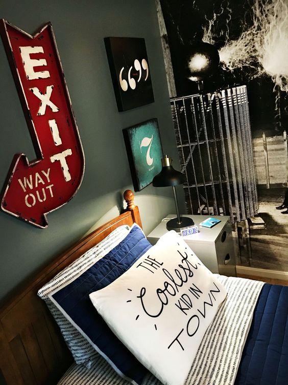 pokoj pro teenagera
