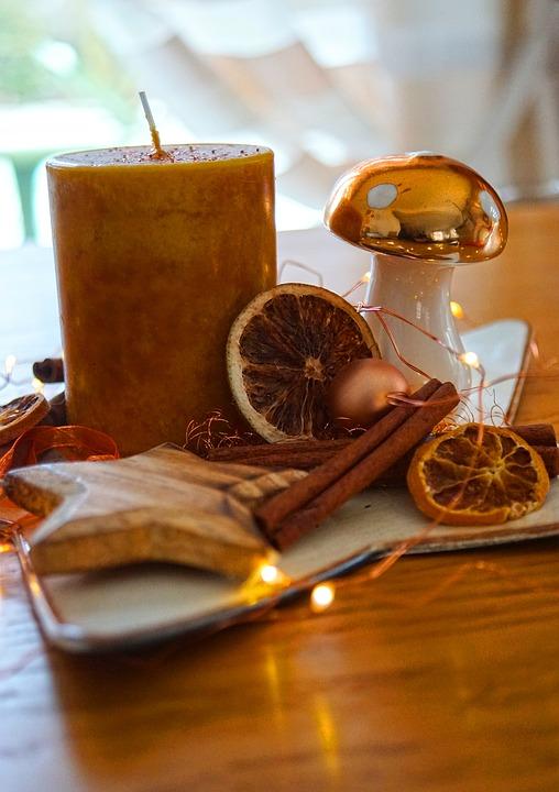 aromatické svíčky