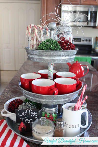 13 krásných nápadů na vánoční výzdobu