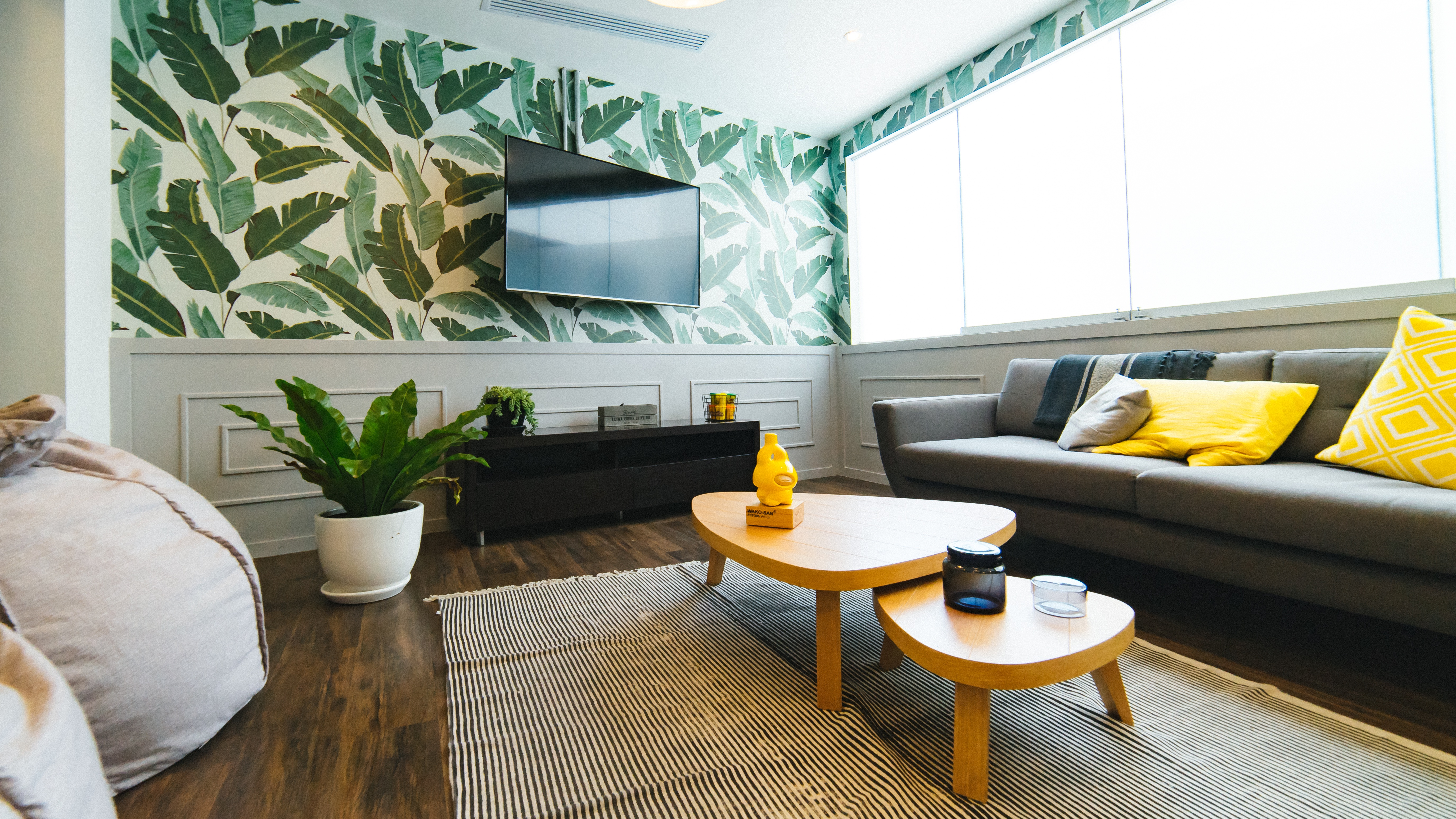 trendy barvy interiér