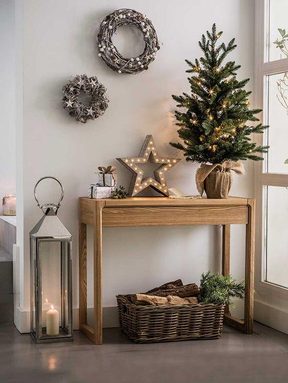 vánoční výzdoba domu